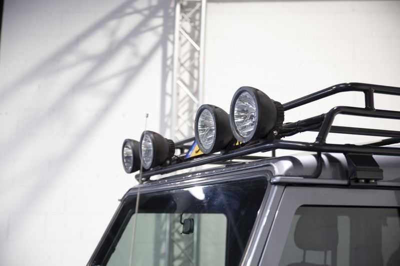Land Rover Defender 2.4 TD 110 SW SE 7-zits Extreem compleet! afbeelding 19