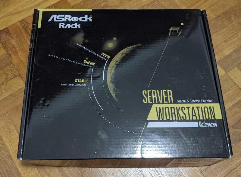 ASRock Rack X570D4I-2T
