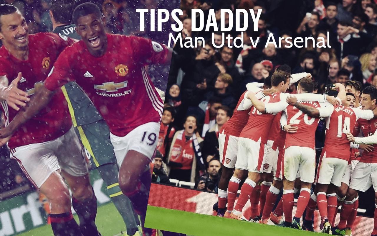 Manchester United vs Arsenal Betting Tips