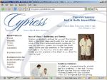 Cypress Bathrobes Screenshot
