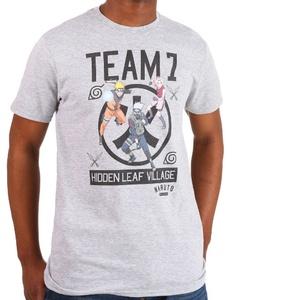 Naruto Team 7 Konoha Symbol T-Shirt