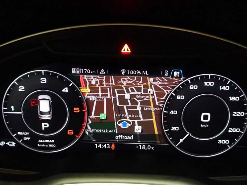 Audi Q7 3.0 TDI e-tron 374pk Quattro Sport S-line- Pano, Bose, Virtual Cockpit, Leer,  Full! afbeelding 10