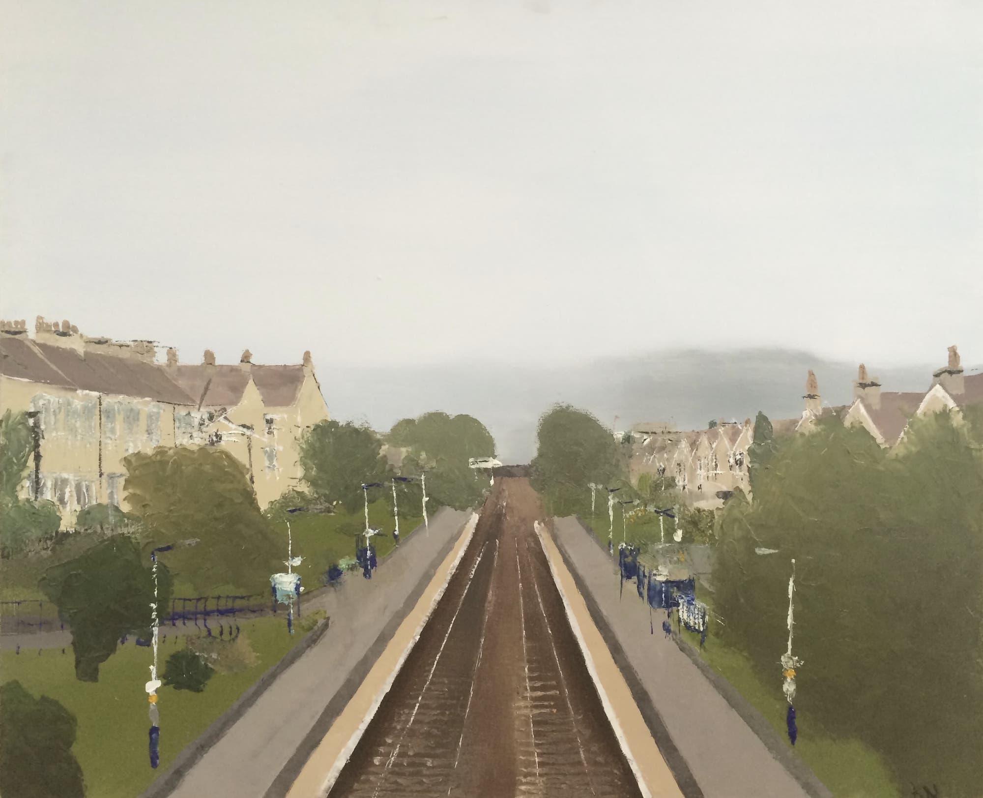 Oldfield Park Station
