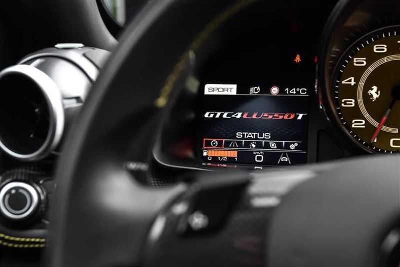 Ferrari GTC4 Lusso HELE PANO.DAK+LIFT+PASS.DISPLAY+LED STUUR afbeelding 3