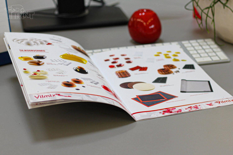 Brošiūrų spausdinimo pavyzdžiai