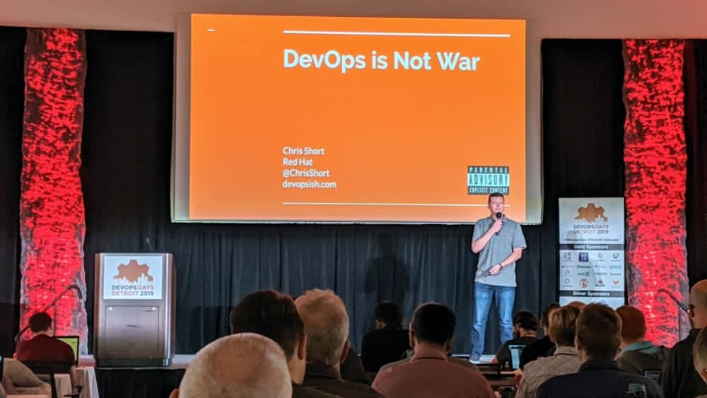 DevOpsDays Detroit 2019 Trip Report