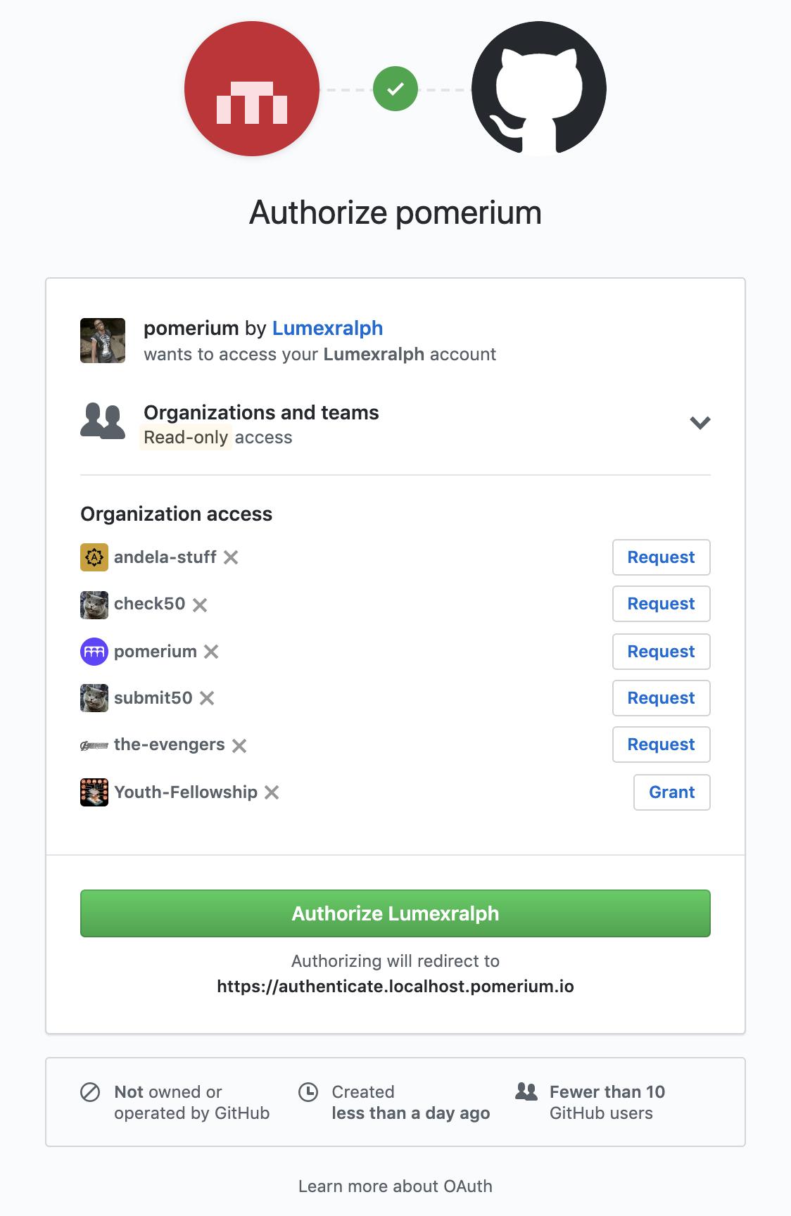 GitHub Sign-on Page