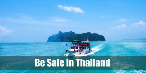 Thailand is an absolutely beautiful place to visit, and has been featured in some of our amazing travel pictures from around the world