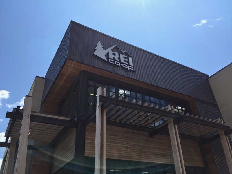 REI store in North Bethesday, Md.