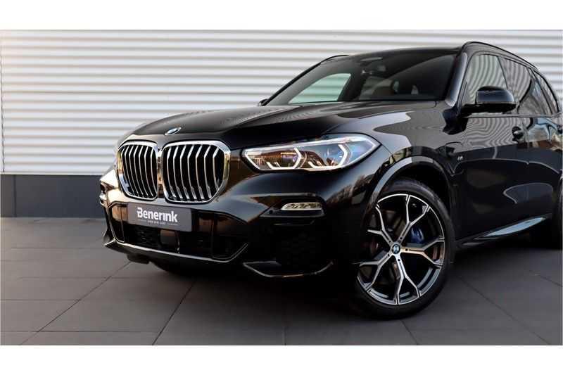 BMW X5 xDrive45e High Executive M-Sport Harman/Kardon, Laserlight, Head-Up Display, DAB, Soft Close afbeelding 18