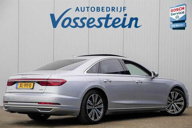 Audi A8 50 TDI quattro Pro Line Plus / B&O / ACC / Side & Lane Assist / Head-Up / Nieuwpr: 168.000,- afbeelding 24