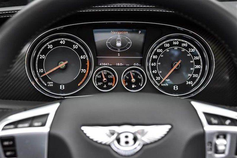 Bentley Continental GTC 4.0-V8 MULLINER CARBON+MASSAGE+NEKWARMER afbeelding 18