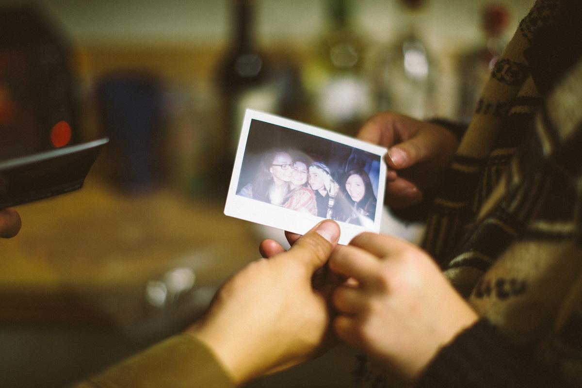 Hidden life of sharing