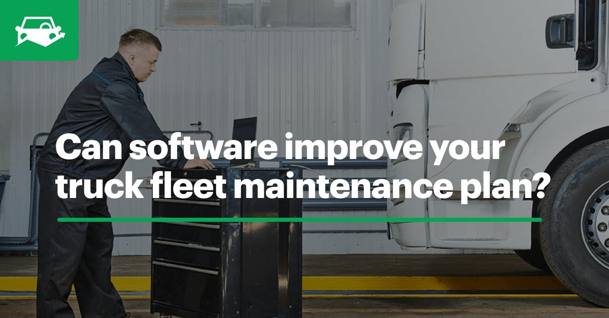 Truck maintenance blog