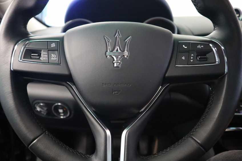 """Maserati Levante 3.0 V6 D AWD STARTECH UNIEK! Panoramadak Diamond Leder Xenon 21""""LM 275 PK! *tot 24 maanden garantie (*vraag naar de voorwaarden) afbeelding 17"""