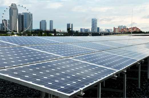 Singapore's Approach to Alternative Energy