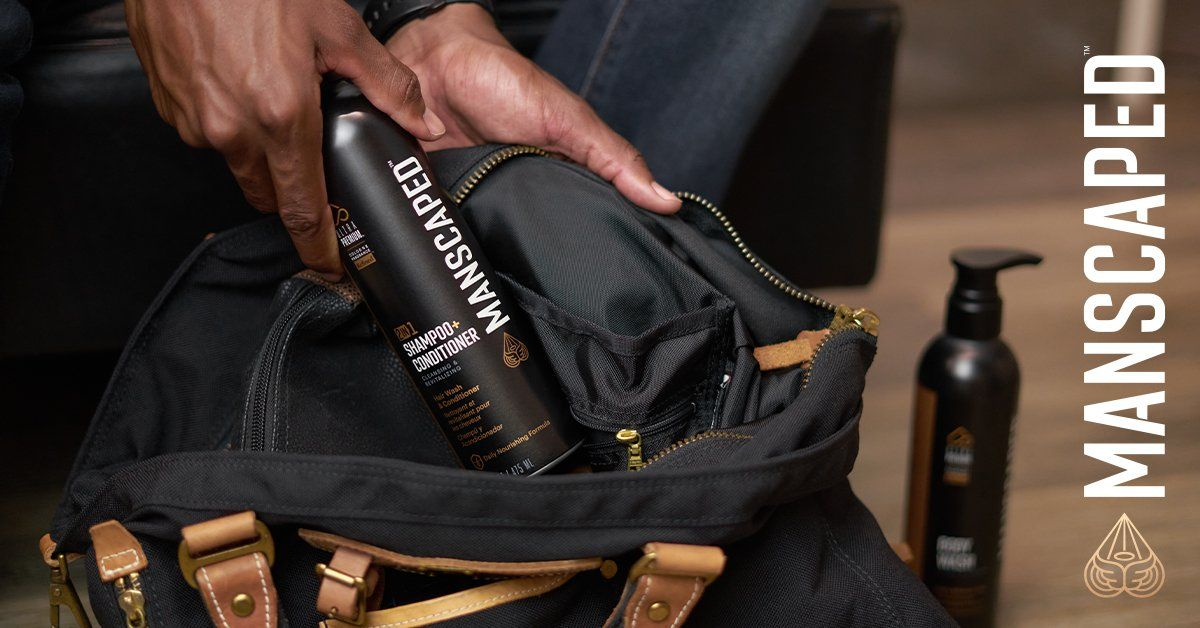 What's the new MANSCAPED 2-in-1 Shampoo + Conditioner?