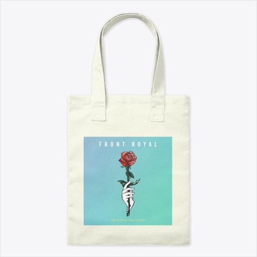 Tote Bag with Front Royal album artwork