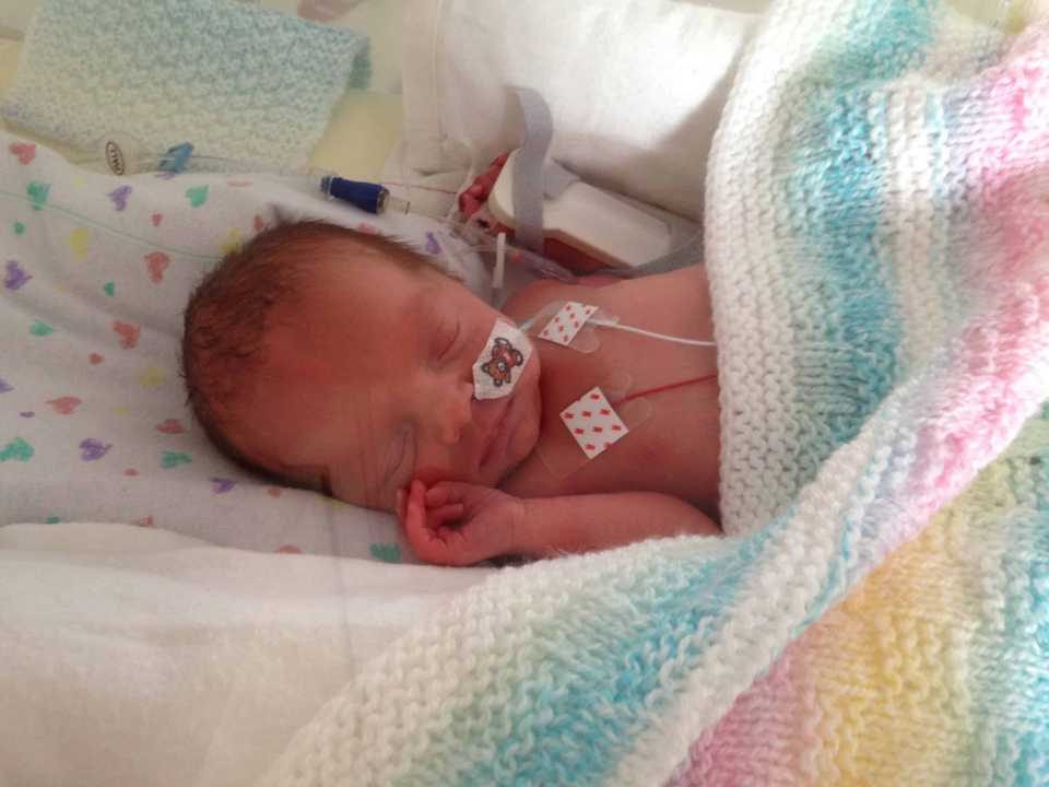 featured image thumbnail for post Its a boy - Taunton Neo natal intensive care