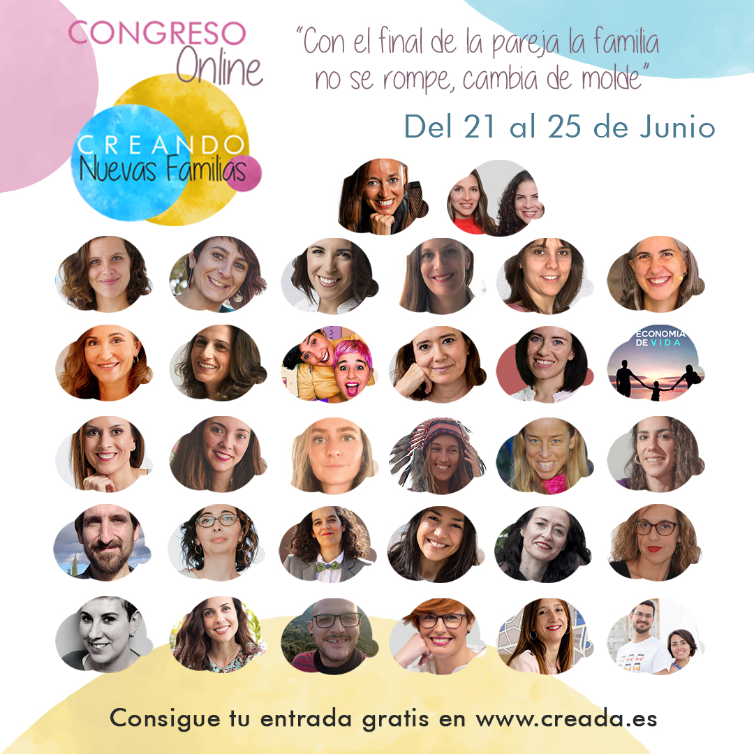 ponentes congreso nuevas familias