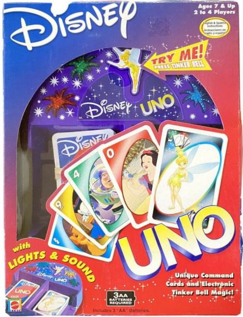 Disney Electronic Uno (2002)