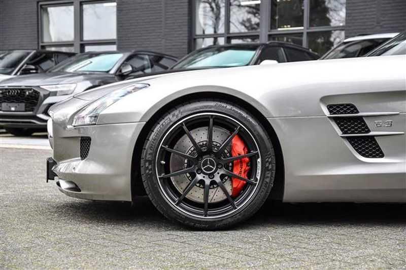 Mercedes-Benz SLS AMG ROADSTER AIRSCARF+RIDE CONTROL+CAMERA afbeelding 15