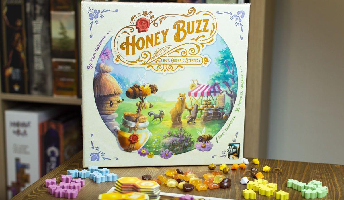 Honey Buzz - a méztermelés stratégiája