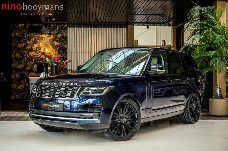 Land Rover Range Rover 4.4 SDV8 Vogue Panorama   Memory   Soft Close   Ambient Lightning afbeelding 1