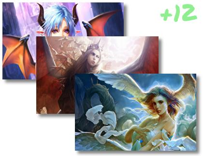 Legend of The Cryptids theme pack