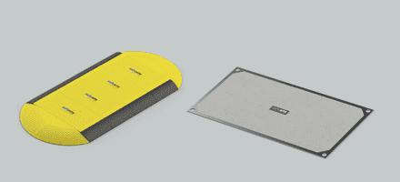 Steel Road Plates vs GRP (Plastic) Road Plates