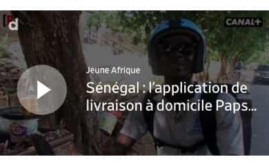 Sénégal : L' application de livraison à domicile PAPS mise sur la precision