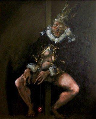 Portrait de Luiga à mains nues