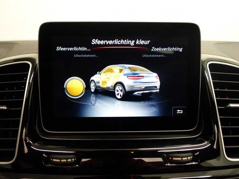 Mercedes-Benz GLE Coupé 350D AMG 4MATIC 259pk Aut- Pano, Harman/Kardon, Leer, 360 Camera afbeelding 6