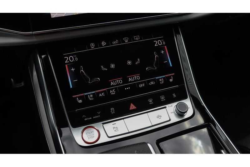 Audi SQ7 4.0 TDI 435pk quattro 7p Panoramadak, BOSE, Massage, Ruitstiksel, Trekhaak afbeelding 10