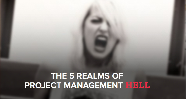 The 5 realms of project management hell