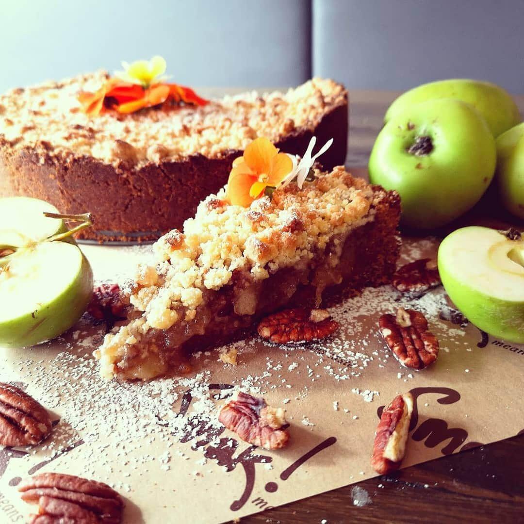 Smak! Apple Cake