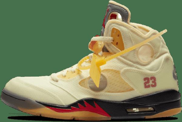 Nike x Off-White Air Jordan 5 Retro SP