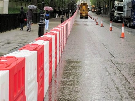 Which Type of Water Filled Barrier Will Work for You?