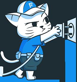 Maintenance Mascot