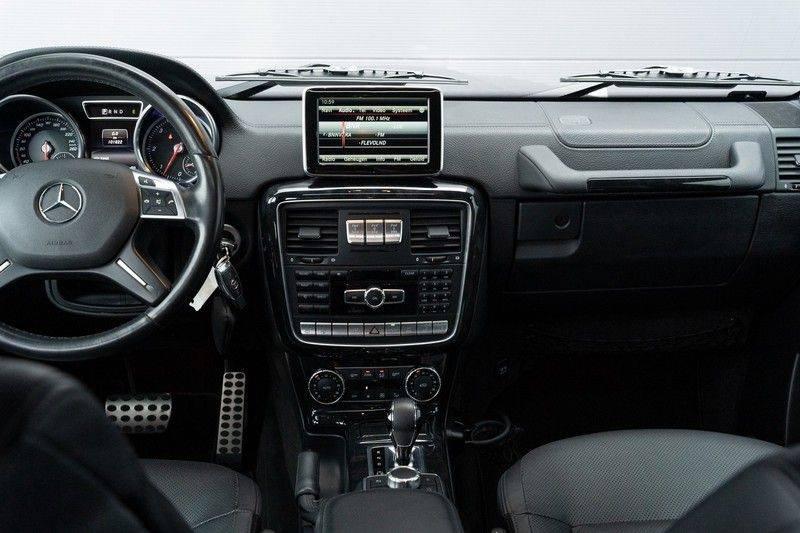 Mercedes-Benz G-Klasse 350 D 245pk Sportpakket Schuifdak Distronic Stoelventilatie afbeelding 20
