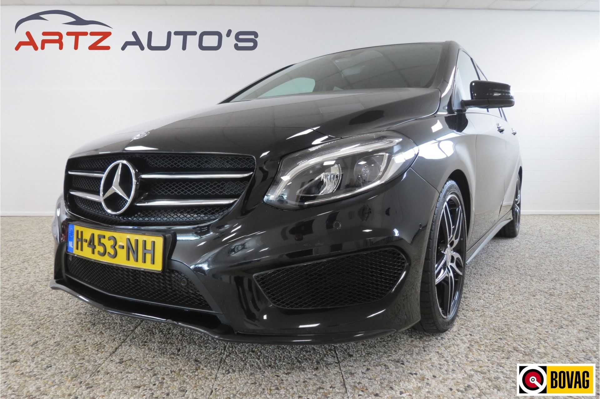 Mercedes-Benz B-Klasse 200 Prestige AUT | AMG-LINE | NIGHT | NAV | LED | CRUISE