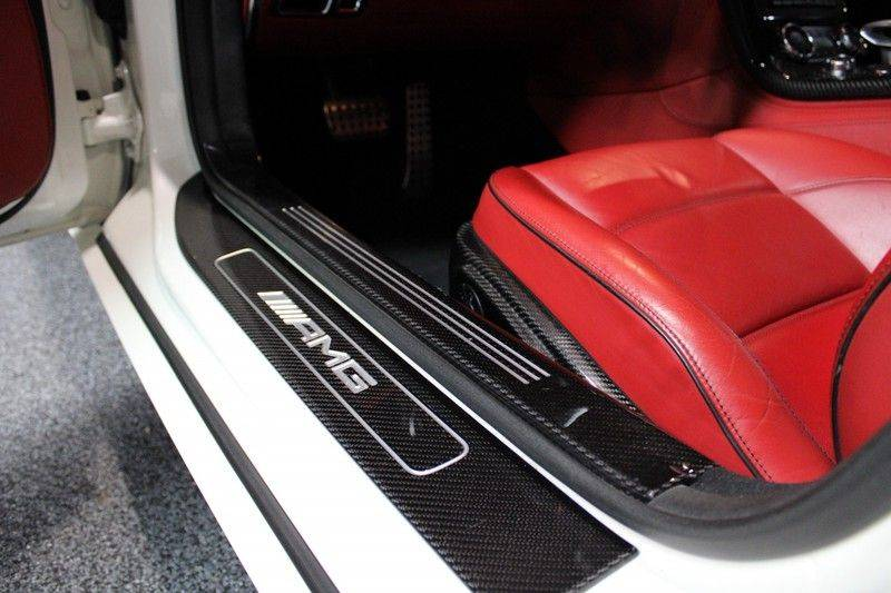 Mercedes-Benz SLS Roadster 6.3 AMG Carbon in/exterieur, B&O afbeelding 13
