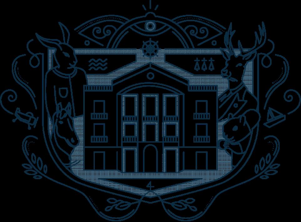 Armoirie noire Le Palace