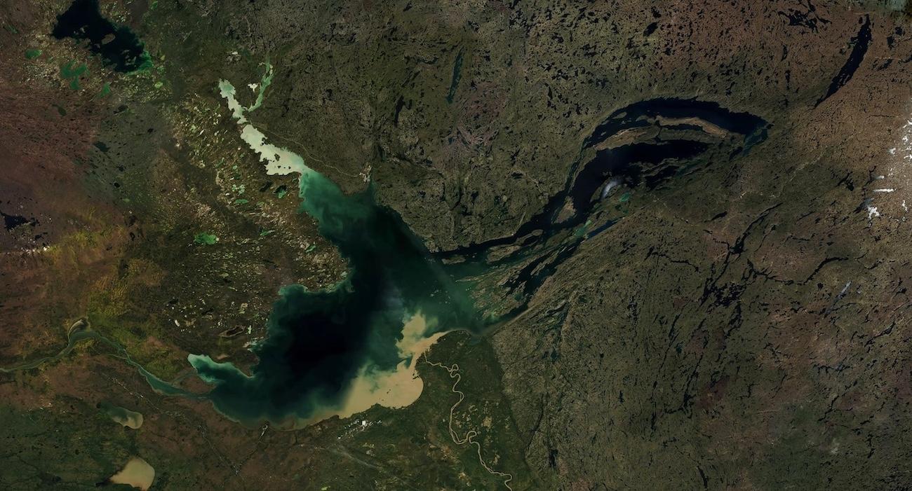 The Great Slave Lake