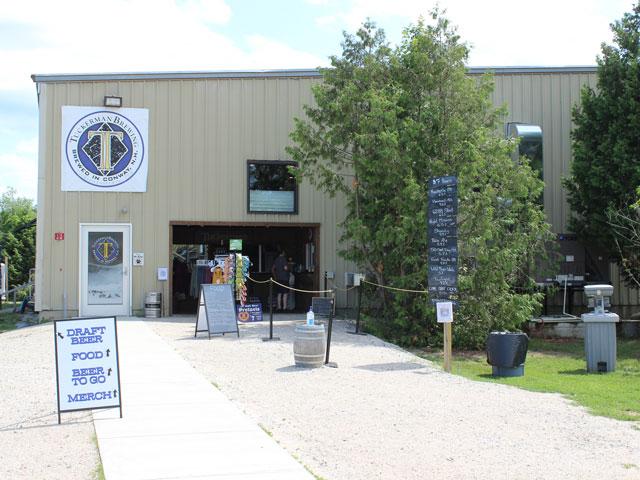 Tuckerman Brewing Company in Conway NH