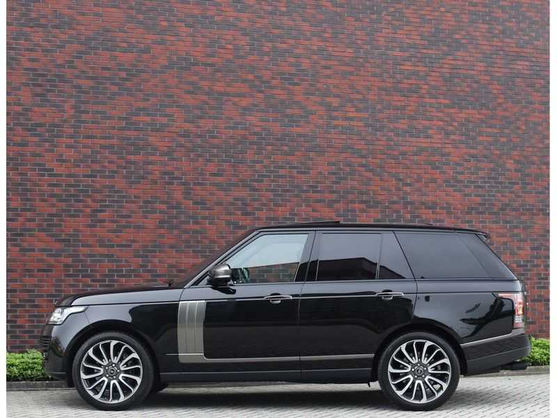 Land Rover Range Rover 5.0 V8 Autobiography *Pano*Camera*Full option!* afbeelding 23