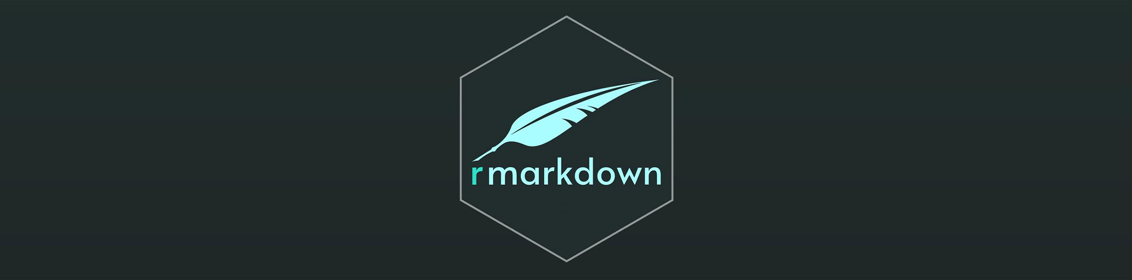 R Markdown Logo