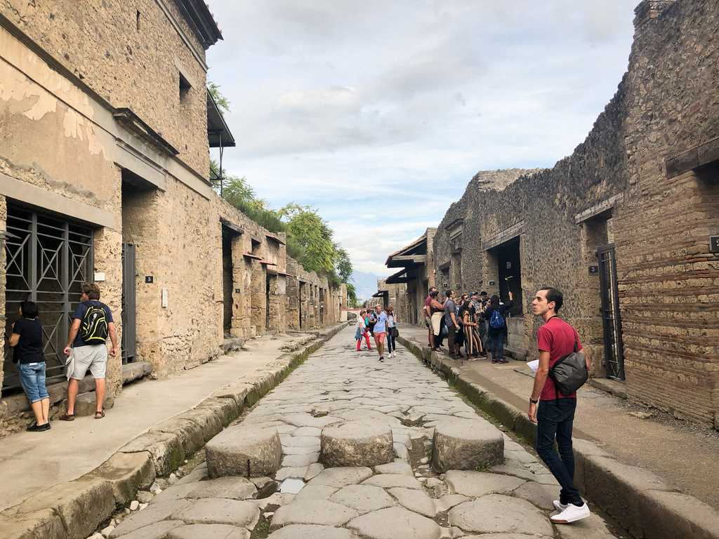 Pompeii - travel ideas from One and Only Paper