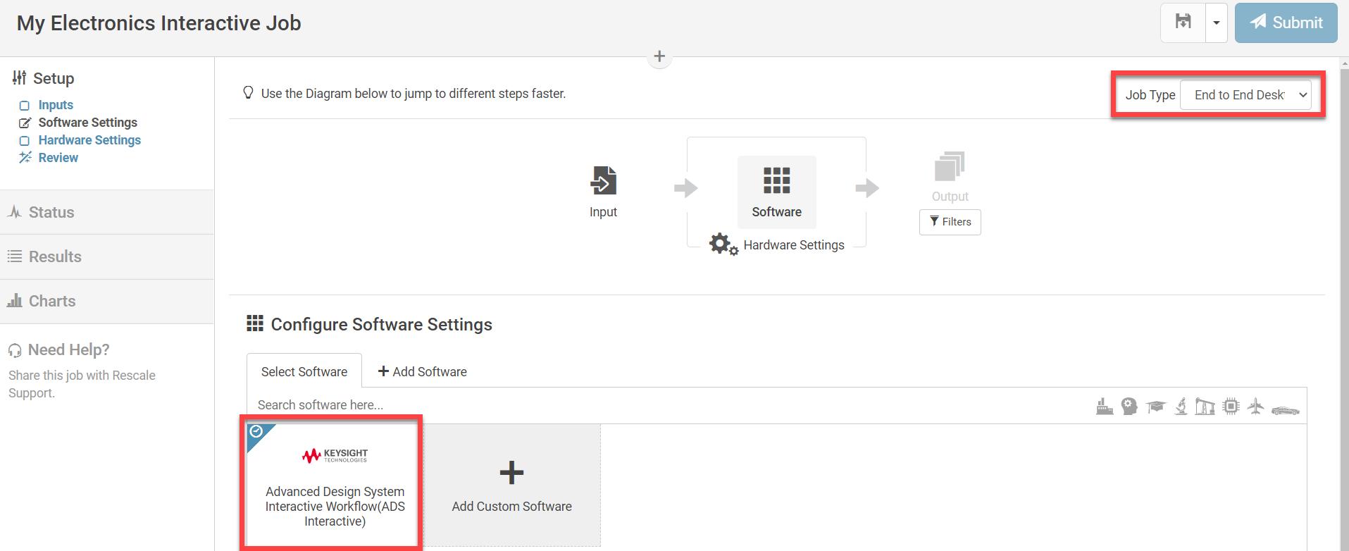 software-settings