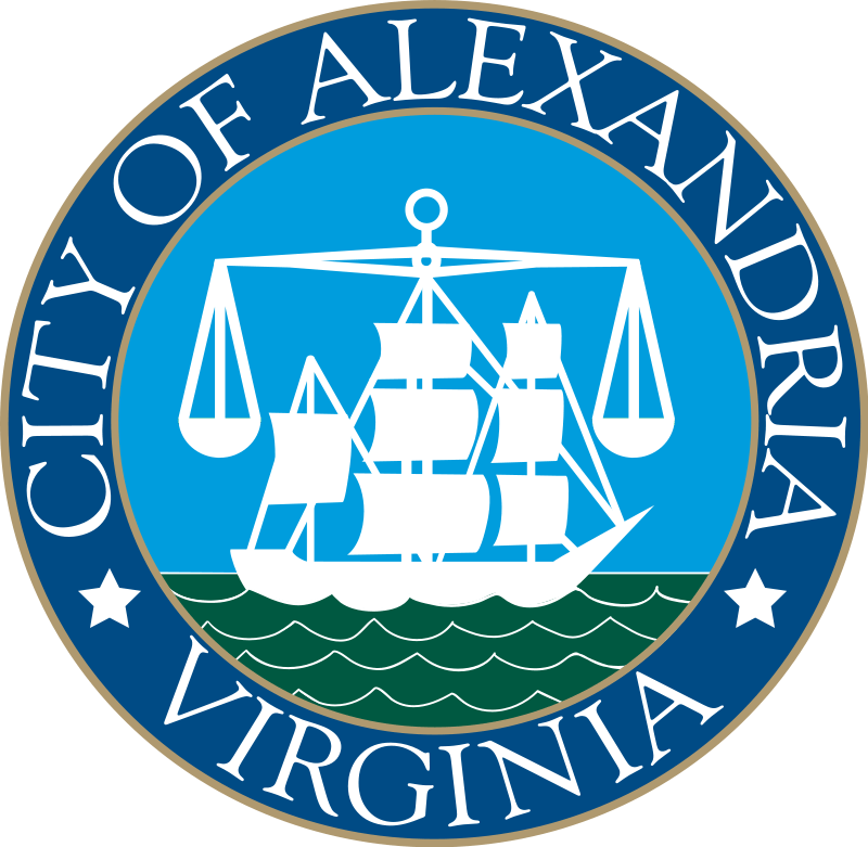 logo of Independent City of Alexandria